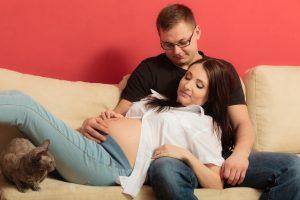 Schwangerschaft und Haustier