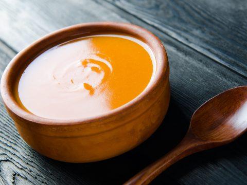 Möhrensuppe nach Moro - Karottensuppe gegen Durchfall