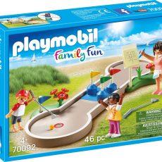 Playmobil Family Fun Minigolf (70092)